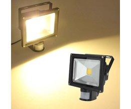Buitenlamp Met Bewegingssensor