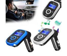 MP3 FM Transmitter voor de Auto