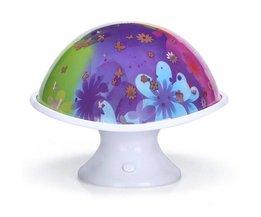 LED Paddestoel Nachtlamp
