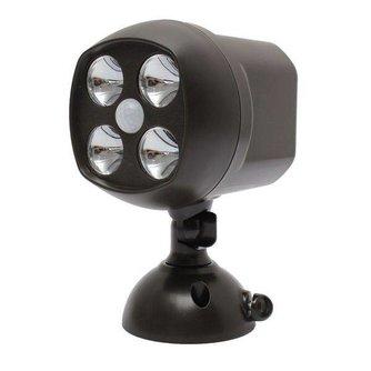 2W LED Sensorlamp