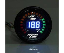 Digitale Meter Voor De Auto