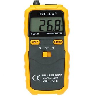 HYELEC Digitale Thermometer