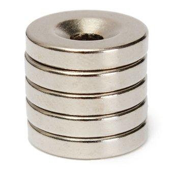 5 Magneten Neodynium N50