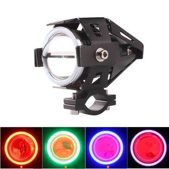 LED Angel Eyes Motor Koplamp CREE U6
