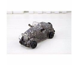 3D Bubble Car Puzzel 54-Delig