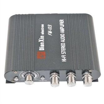 FM Versterker voor MP3 MP4
