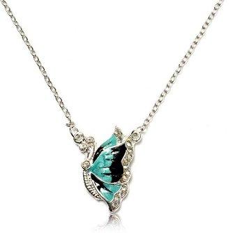 Prachtige Halsketting met Vlinder