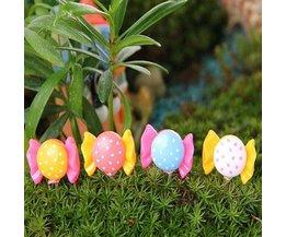 Miniatuur Strik Beeldjes voor in de Tuin
