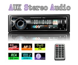 Autoradio USB Aux MP3 SD voor iPod