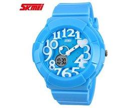 SKMEI Gekleurde Horloges