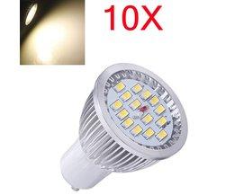 GU10 Spotlampen