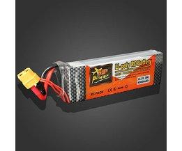 Zop Power Lipo Batterij voor RC-voertuigen