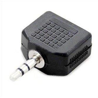 Audiosplitter met 3.5MM Uitgang