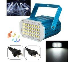 LED Podiumverlichting