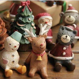 Kerstdieren- of boom