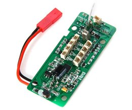 XK Alien Quadcopter Receiver Board