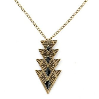 Ketting in Vintage-Stijl