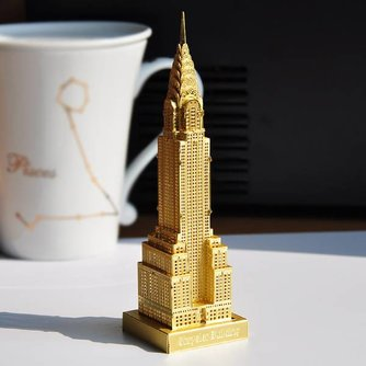 HARWIN 3D-Puzzel Chrysler Building