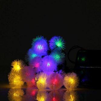 Lichtsnoer Met LED Ballen