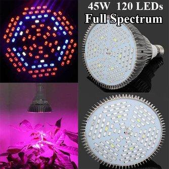 E27 LED Groeilamp 45W