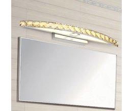 15W LED Spiegelverlichting Met Kristalletjes