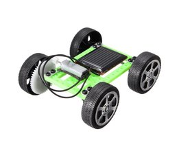 Speelgoed Auto Op Zonne-Energie