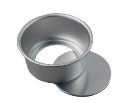 Ronde Bakvorm Van Aluminium