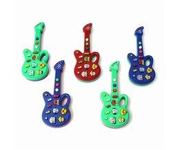 Speelgoed Gitaar Met Muziek