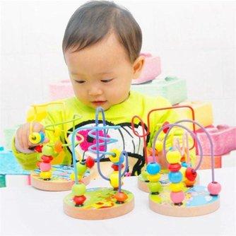 Speelgoed Spiraal met Kralen
