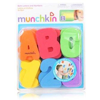Badspeelgoed Letters 36Stuks