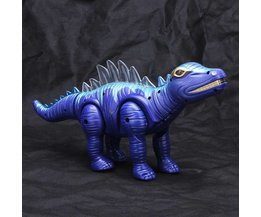 Dinosaurus met Licht