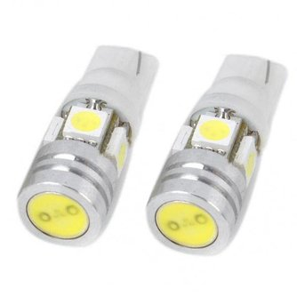 T10 Lampje Voor De Auto