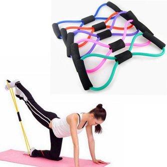 Fitness Elastieken  voor Fitness en Yoga 5 Stuks