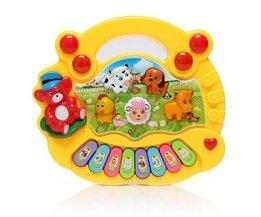 Muziekbord Voor Kinderen