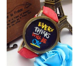 Everything Will Be Ok Horloge