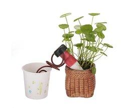 Automatische Planten Watergever Voor Kamerplanten 2 Stuks