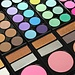 Oogschaduw Palette 78 Kleuren