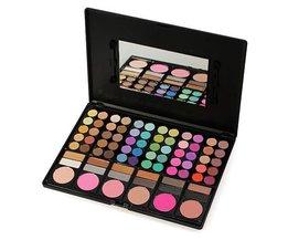 Uitgebreide Make-Up Set met 78 Kleuren