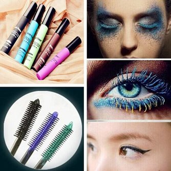 Waterproof Eyelash Mascara voor Extra Volume