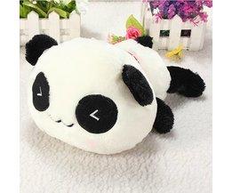 Panda Kussen In Drie Verschillende Maten