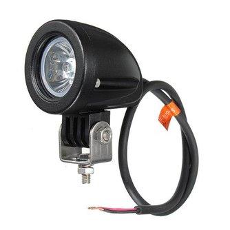 Werklamp LED Cree 10W 900LM Spot 4WD H-P Achteruitlamp