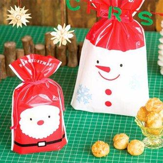 Cadeautasjes voor Kerst