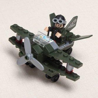 Speelgoedvliegtuigje