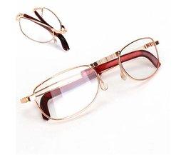 Opvouwbare Leesbril In Verschillende Sterktes