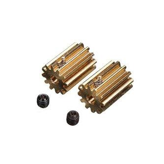 HBX RC Pinion Gear (2 Stuks)