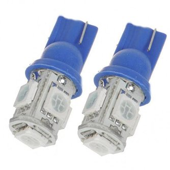 T10 LED Lampje