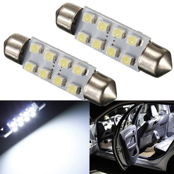 Led auto verlichting 12v voor plafond i myxlshop supertip for Led lampen auto