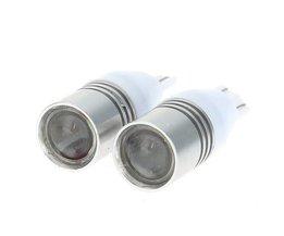 LED Autolampen 2 Stuks 7 WATT Wit Licht