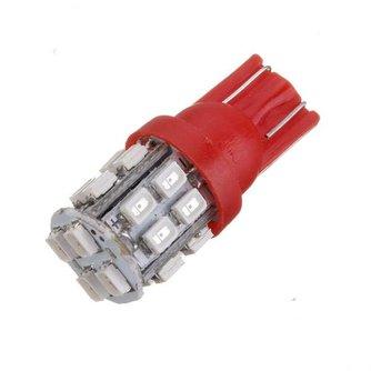 Lampenset Auto 2 Rode LED Lampjes