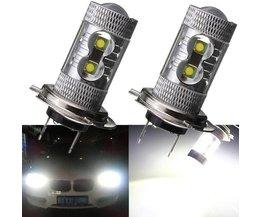 LED Mistlampen Voor een Personenauto